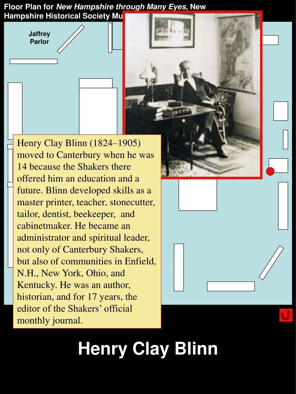 Henry Clay Blinn