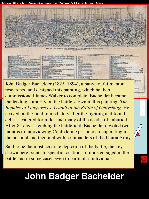 John Badger Bachelder