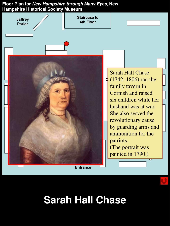 Sarah Hall Chase