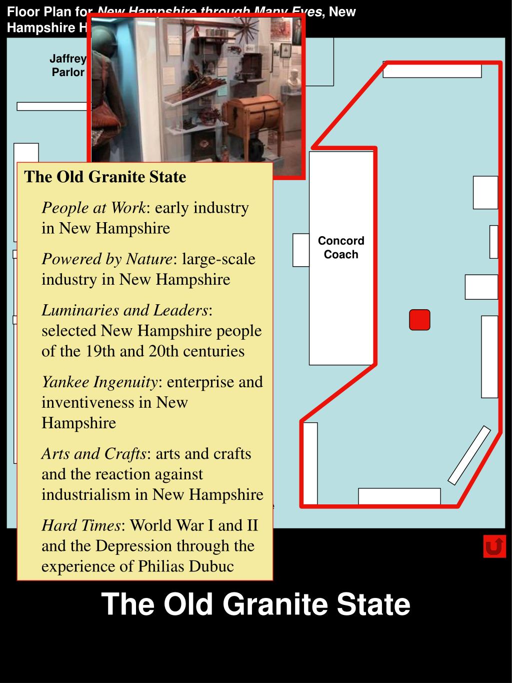 The Old Granite State