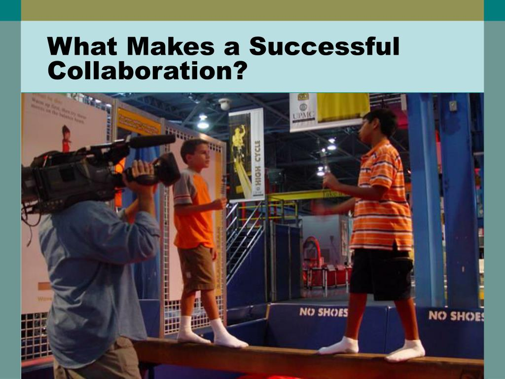 What Makes a Successful Collaboration?