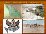 shellfish management in washington state