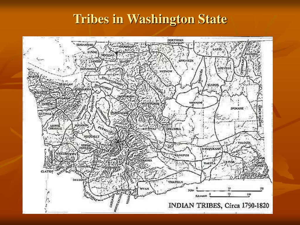 Tribes in Washington State