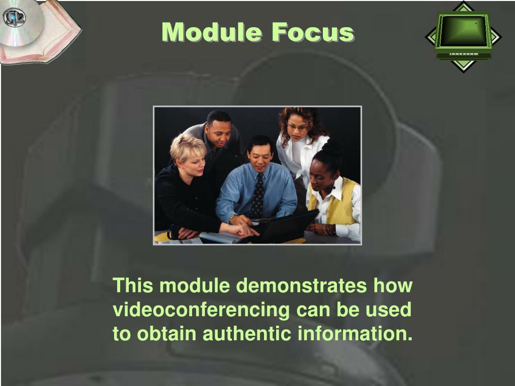 Module Focus
