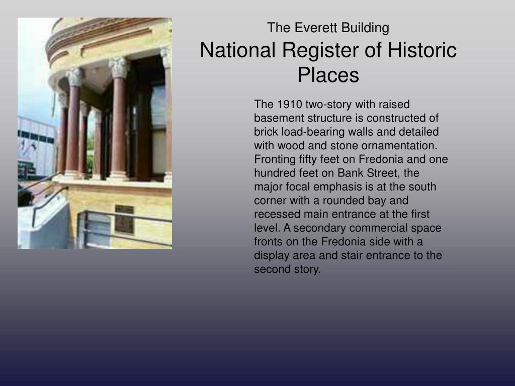 The Everett Building