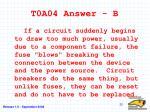 t0a04 answer b