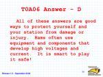 t0a06 answer d