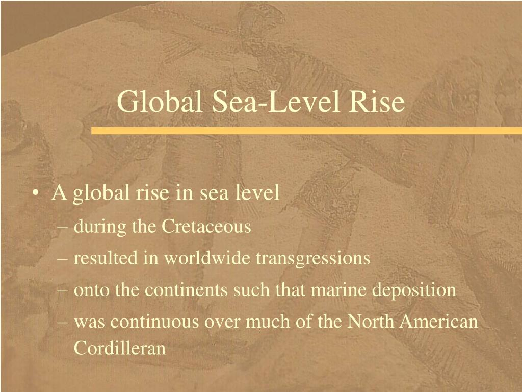 Global Sea-Level Rise
