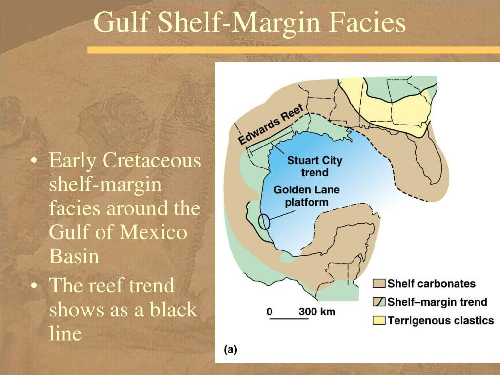 Gulf Shelf-Margin Facies