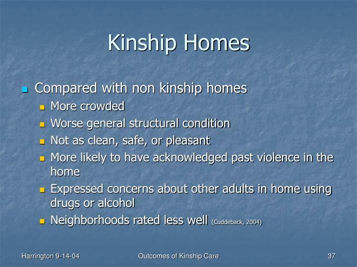 Kinship Homes