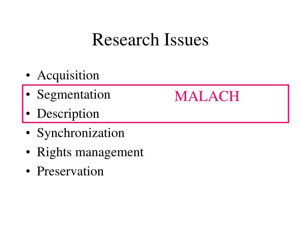 MALACH