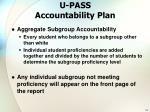 u pass accountability plan11
