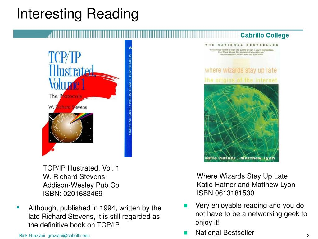 Interesting Reading
