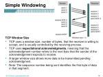 simple windowing18