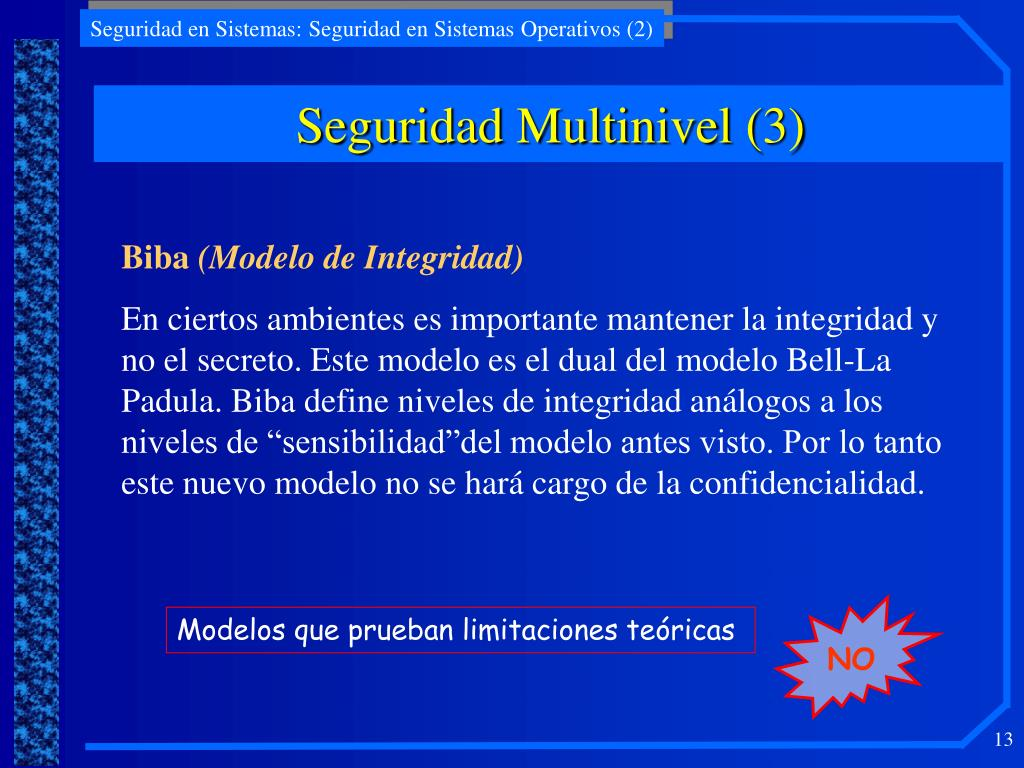 Seguridad Multinivel (3)