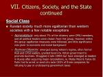 vii citizens society and the state continued37