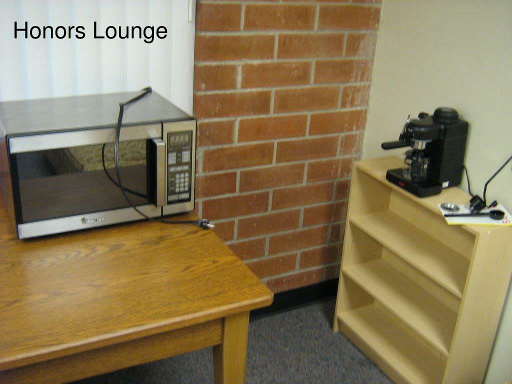 Honors Lounge