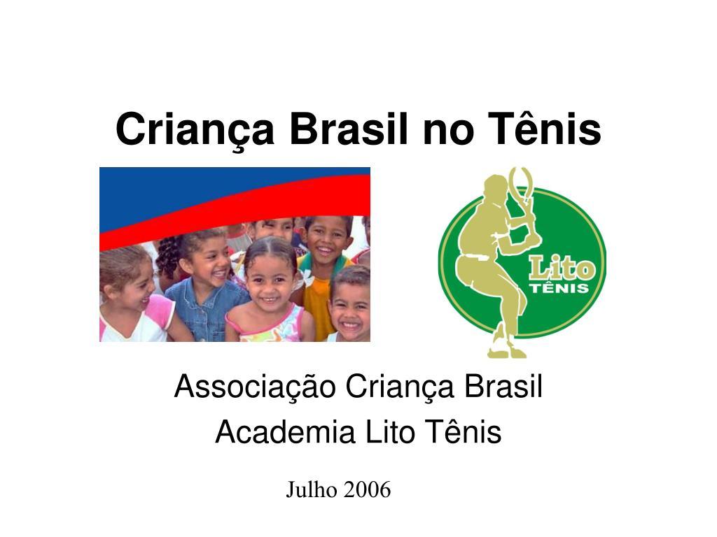 Associação Criança Brasil