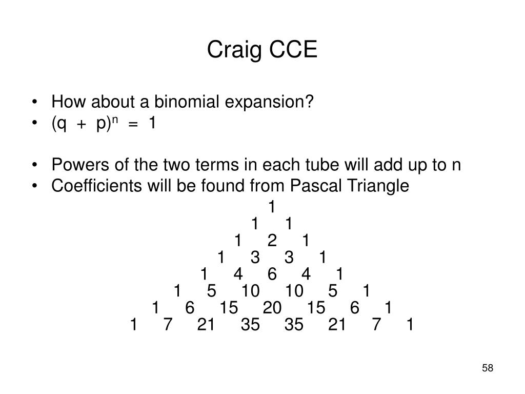 How about a binomial expansion?