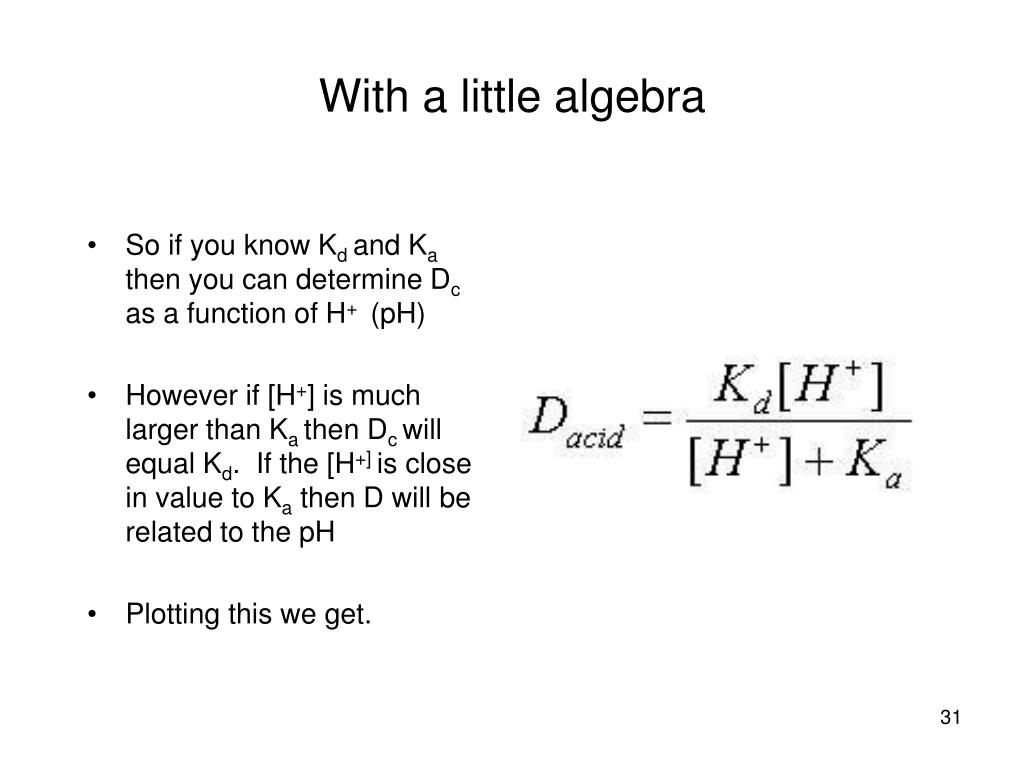With a little algebra