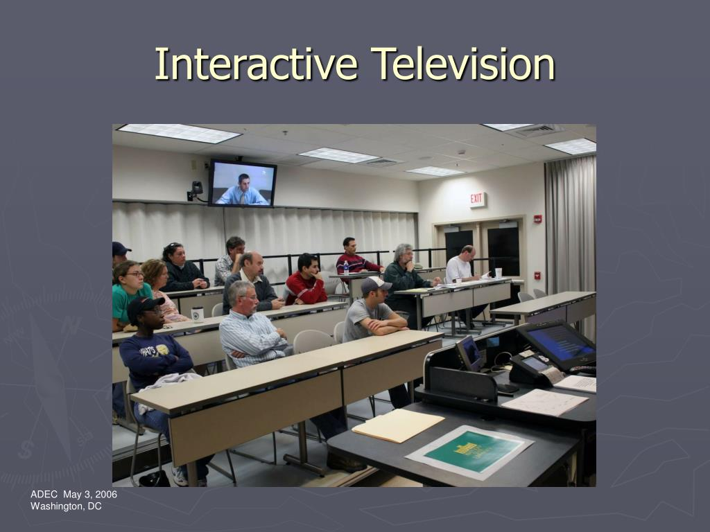 Interactive Television
