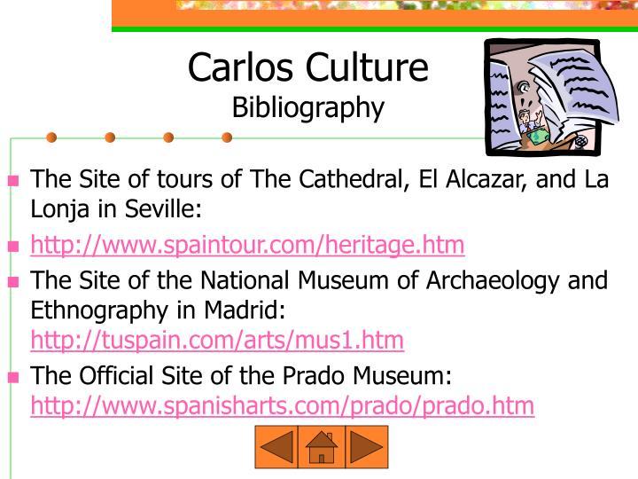 Carlos Culture