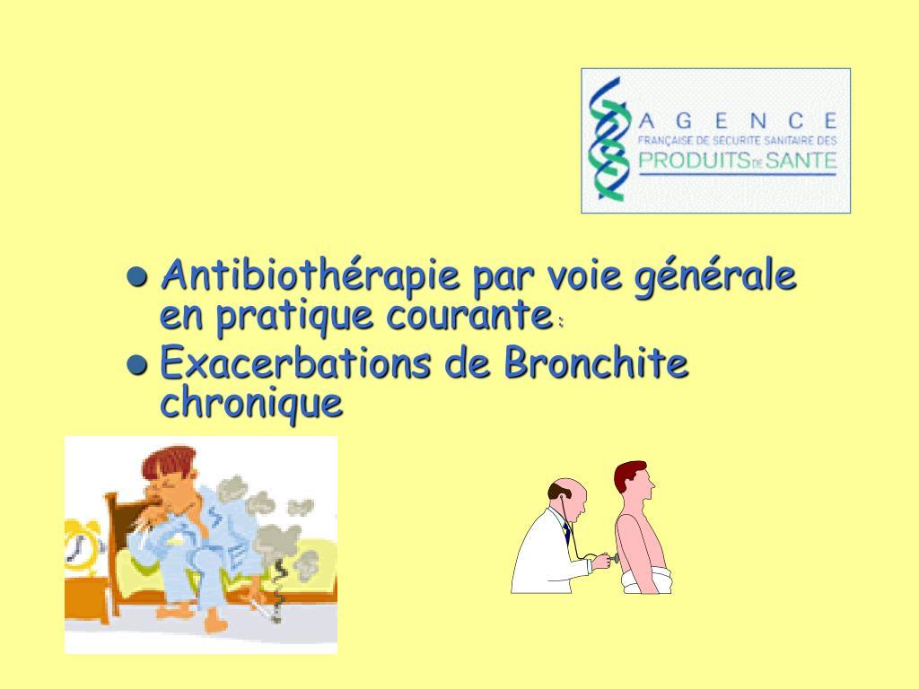 PPT - Infections respiratoires de l'adulte et de l'enfant