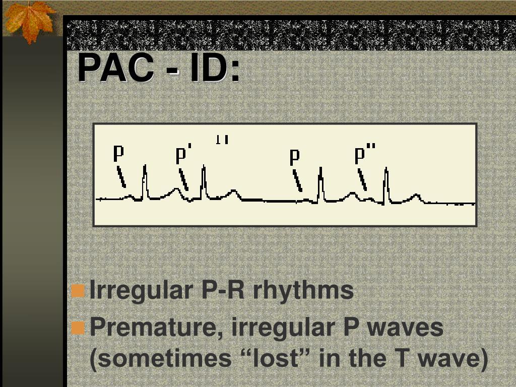 PAC - ID: