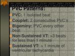 pvc patterns