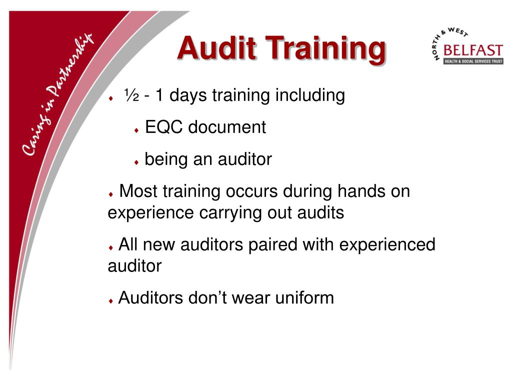 Audit Training