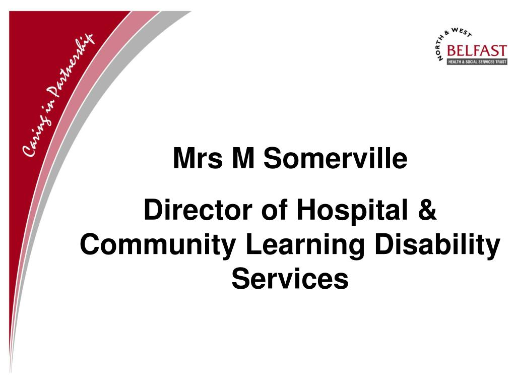 Mrs M Somerville