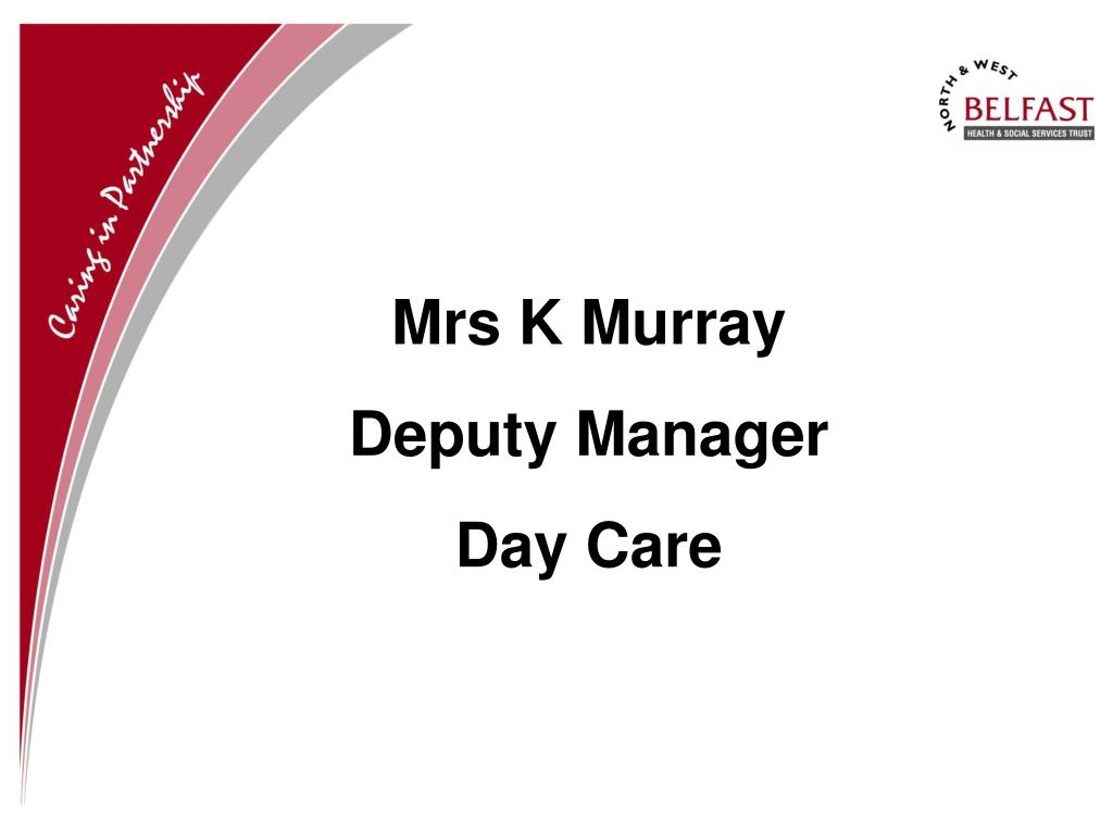 Mrs K Murray