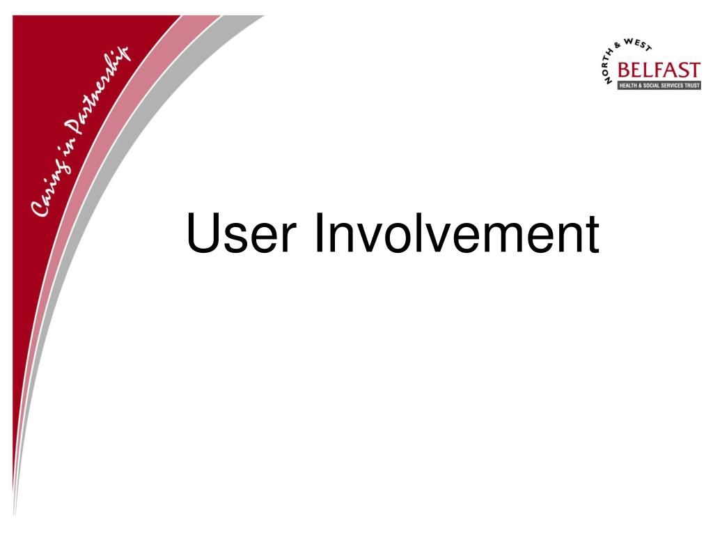User Involvement