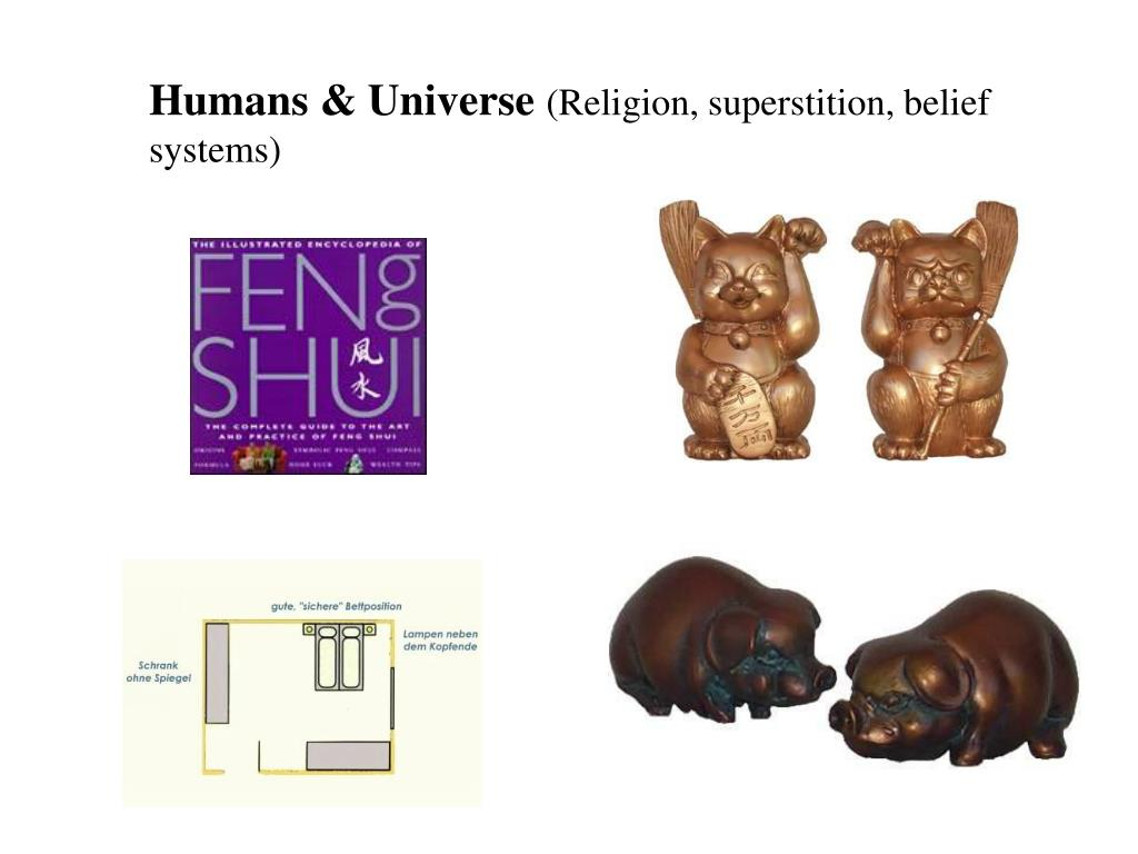 Humans & Universe