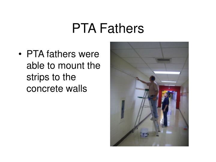 PTA Fathers