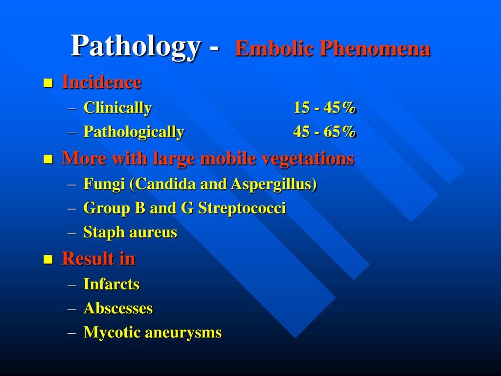 Pathology -