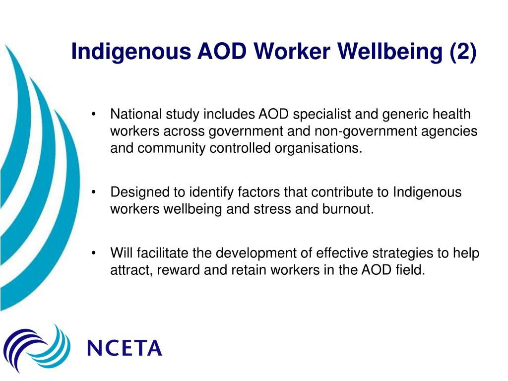 Indigenous AOD Worker Wellbeing (2)