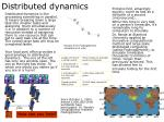 distributed dynamics
