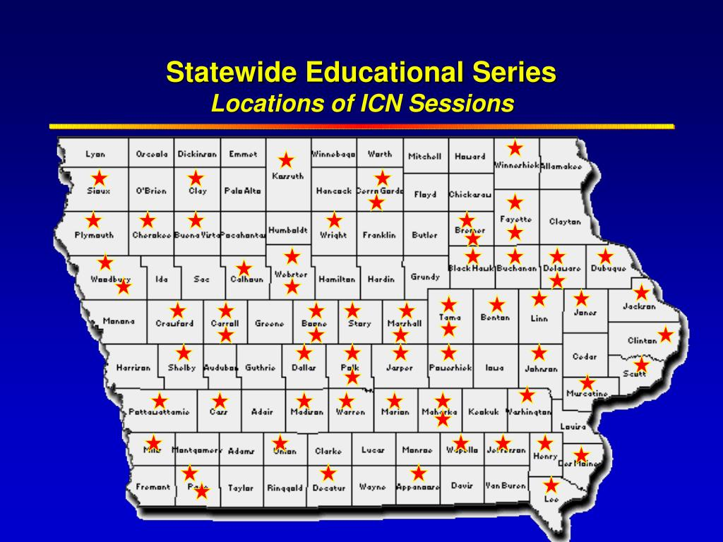 Statewide Educational Series