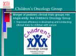 children s oncology group