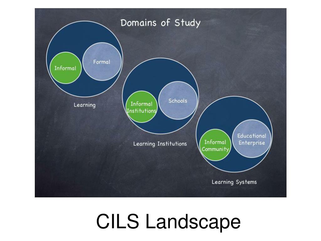 CILS Landscape