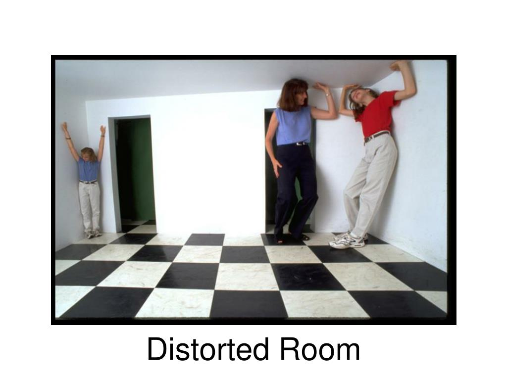 Distorted Room