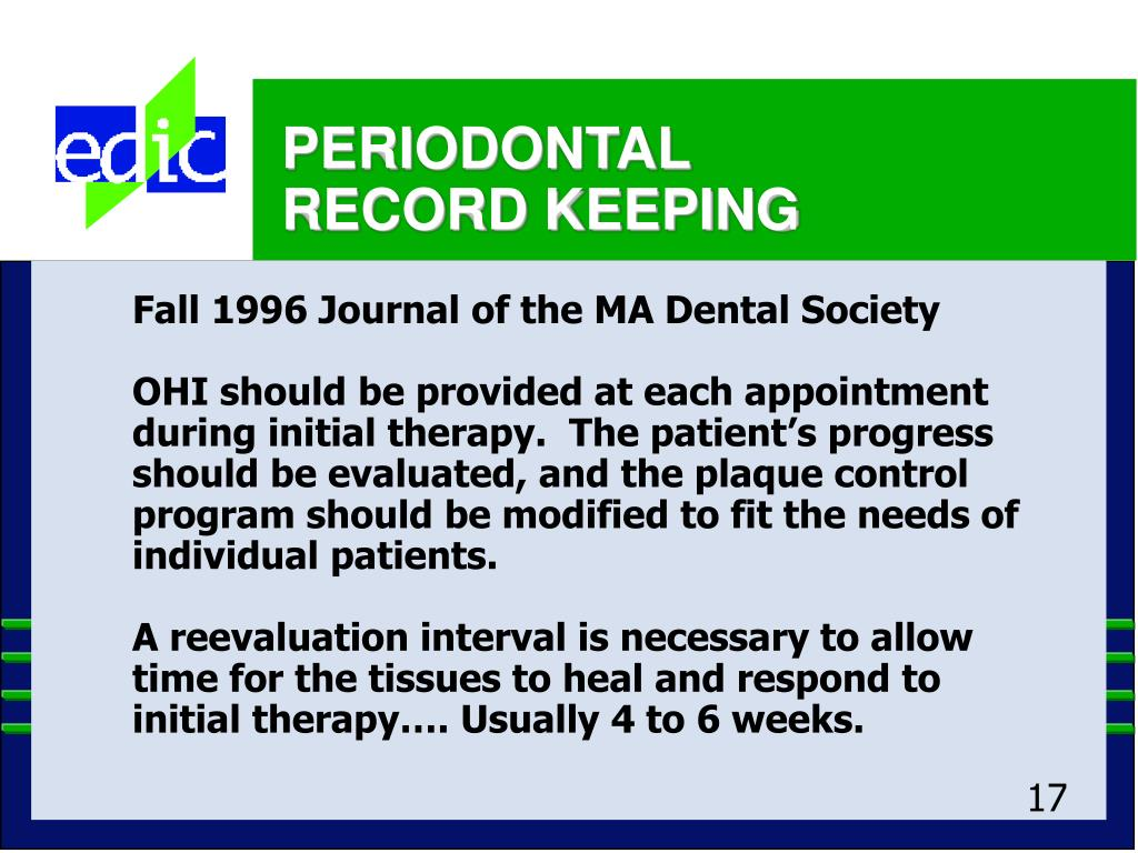 Fall 1996 Journal of the MA Dental Society