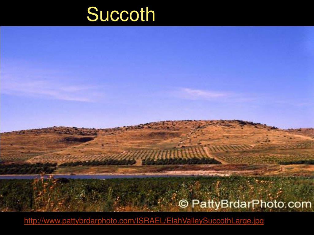 Succoth