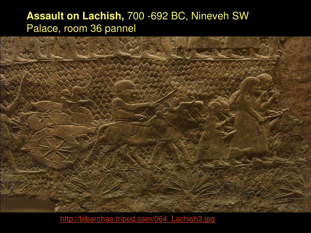 Assault on Lachish,
