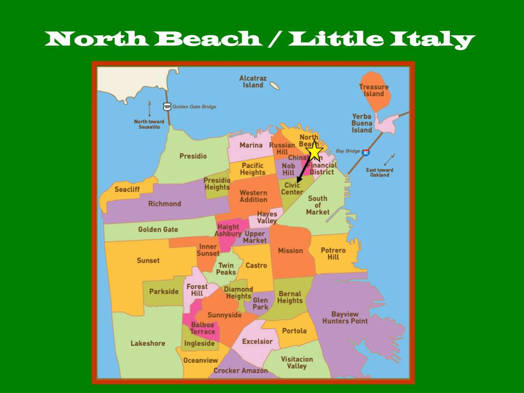 North Beach / Little Italy