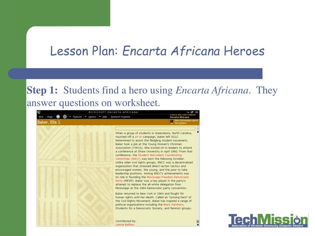 Lesson Plan: