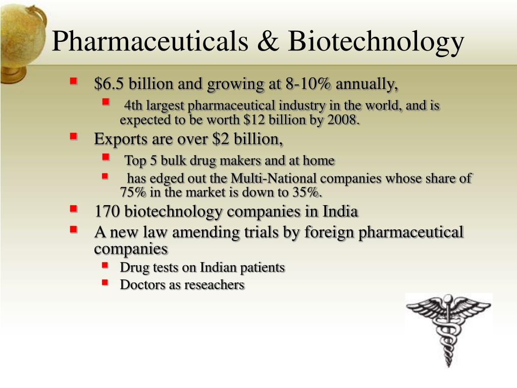$6.5 billion and growing at 8-10% annually,