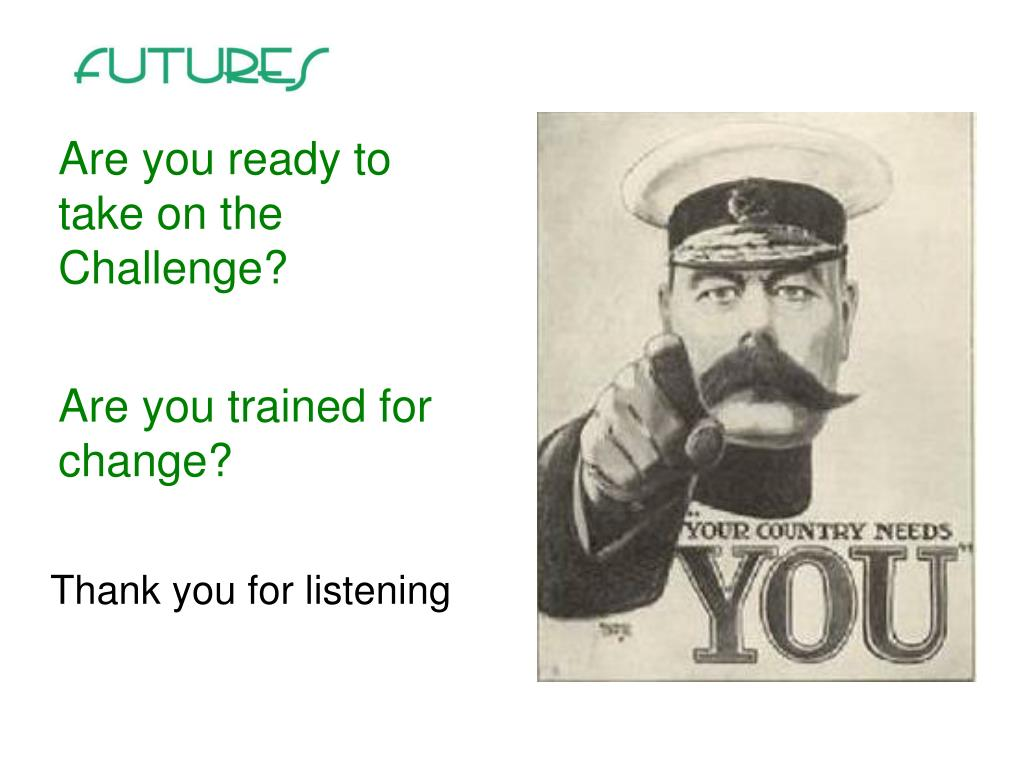 Are you ready to take on the Challenge?