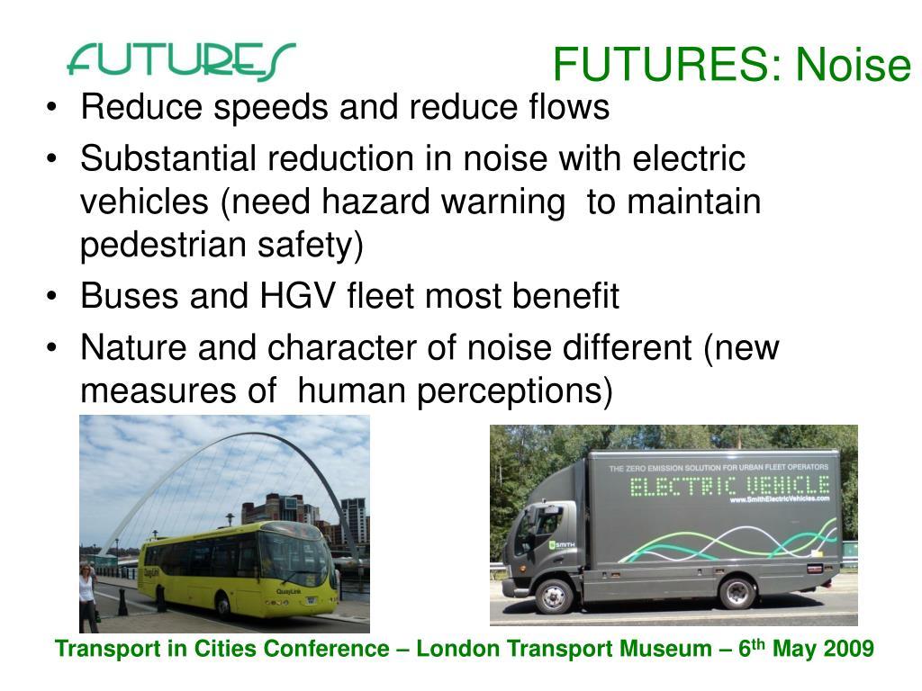 FUTURES: Noise